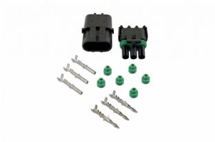Connect 37328 14 Piece Automotive Electrical Delphi Connector Kit